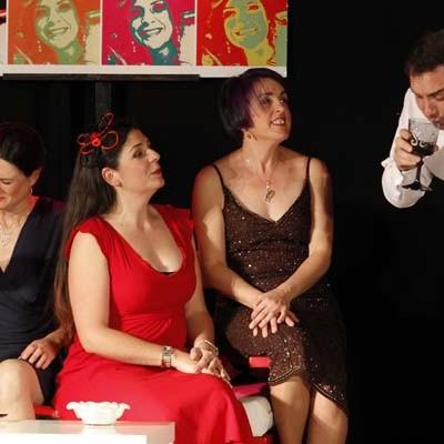 El grupo de teatro Antares abrirá con su pregón las fiestas de Olombrada