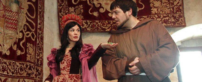 Abierto el plazo para la contratación de cinco actores para la teatralización del Castillo