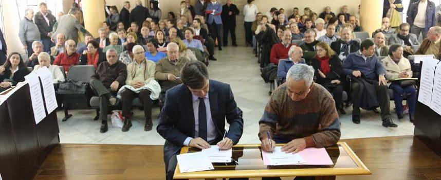 La Diputación firma convenios con 140 municipios de la provincia para las Escuelas Deportivas y el Deporte Social