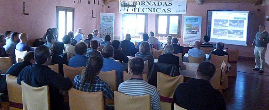 La Cooperativa MESENOR  analizó la situación y el futuro del sector cunícola en una Jornada Técnica.