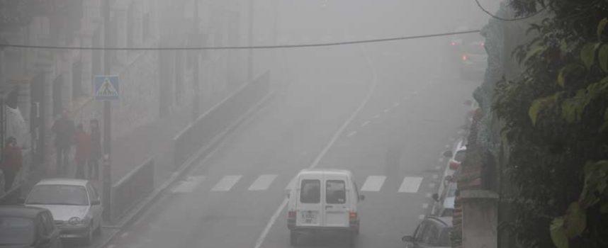 Previsión de nieblas densas el viernes 26 en zonas de meseta