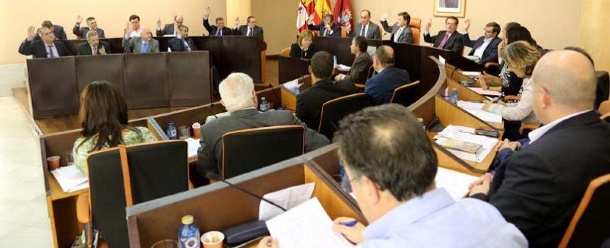 La Diputación de Segovia aprueba para 2015 un presupuesto próximo a los 55 millones de euros