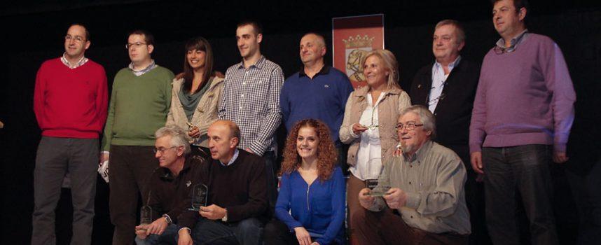 La Gala del Deporte reconoció a los mejores de 2014 en distintas disciplinas