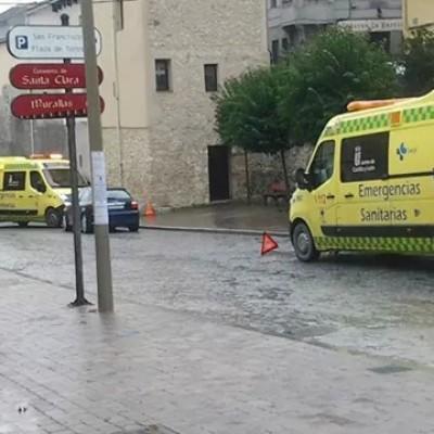 Fallece la víctima del atropello ayer en San Andrés