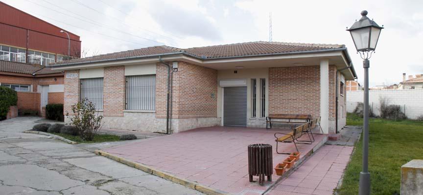 Tanatorio Municipal de Cuéllar.