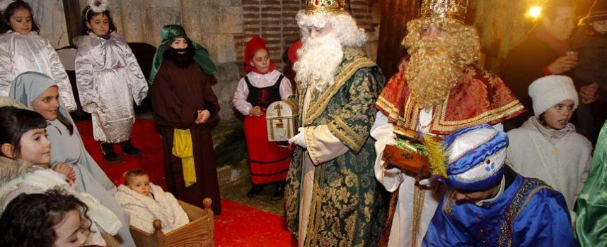 El Cartero Real recorrerá mañana las calles de la villa a caballo antes de recoger las cartas a los Reyes Magos
