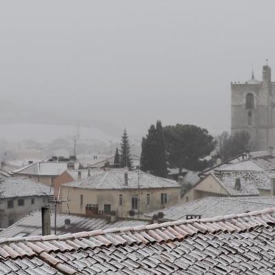 La Delegación del Gobierno en Castilla y León activa la fase de alerta por nevadas en las nueve provincias de Castilla y León