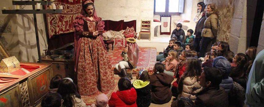 Turismo pone en marcha una campaña de visitas teatralizadas para profesores