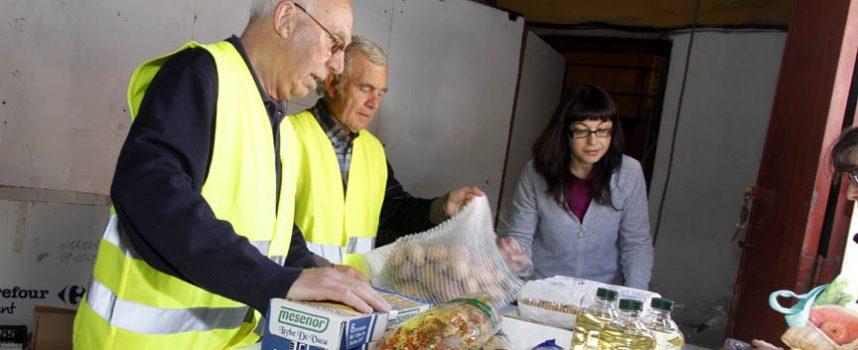 El Centro de Alimentos municipal realizará un nuevo reparto los días 19 y 20 de febrero