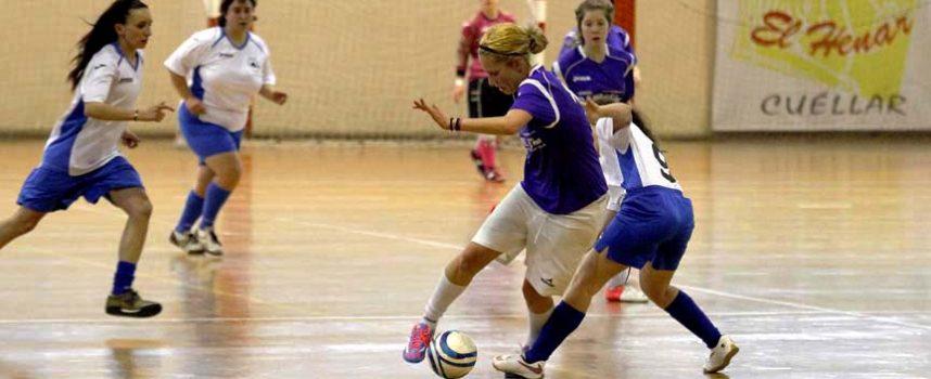 El FS Autoescuela El Pinar & El Henar campeón de liga ASOFUSA femenina