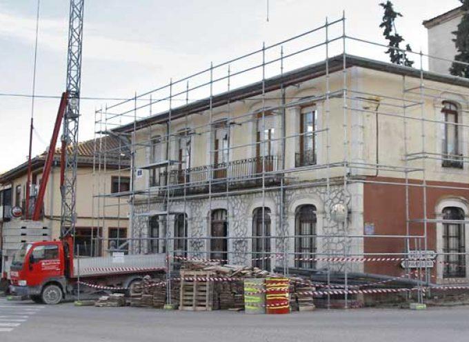 La Junta concede una ayuda de 48.400 euros para la accesibilidad del Ayuntamiento de Olombrada