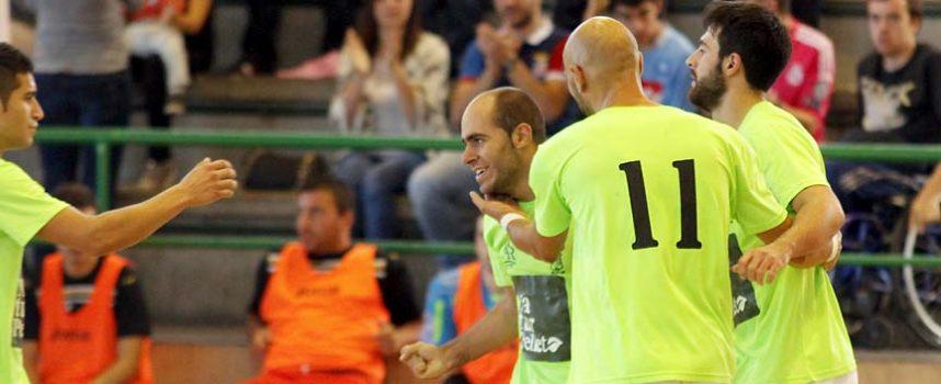 El FS Naturpellet Cuéllar volvió de tierras gallegas con una victoria