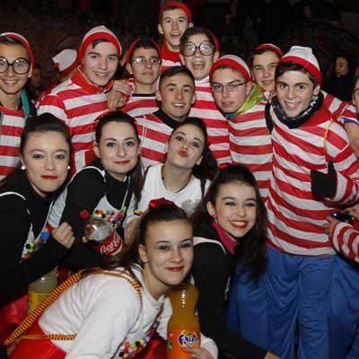 La comarca ultima los disfraces para disfrutar del carnaval