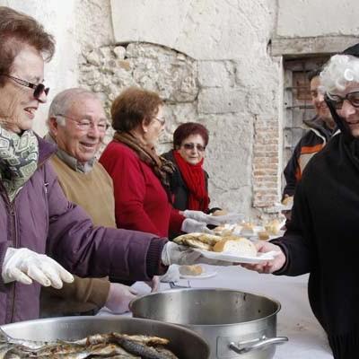 Adiós al carnaval con el Entierro de la Sardina