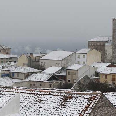 La Aemet mantiene para mañana la previsión de nevadas en la zona a partir de los 600 metros
