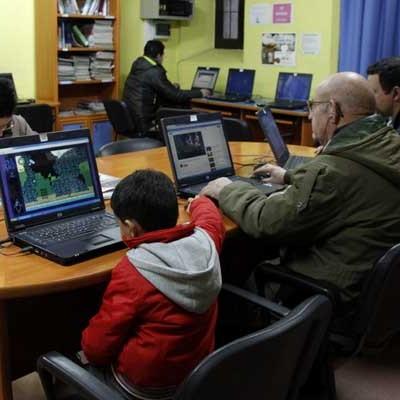 La Casa Joven imparte un curso gratuito de informática básica