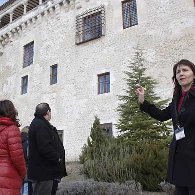 El espectáculo teatralizado del Castillo continúa siendo el recurso más demandado por los visitantes