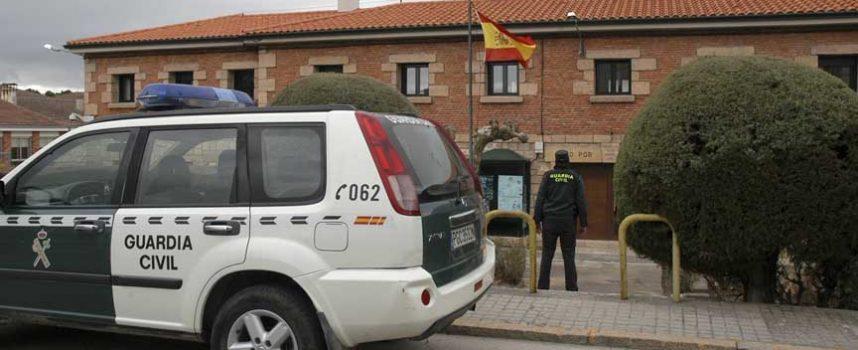 Detenido en Cantalejo un joven acusado de varios robos a punta de pistola y arma blanca
