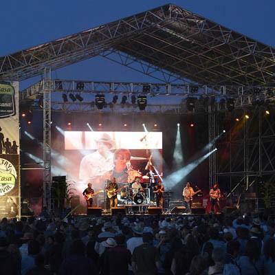 Huercasa pone en marcha una nueva edición de su Country Festival en Riaza en julio