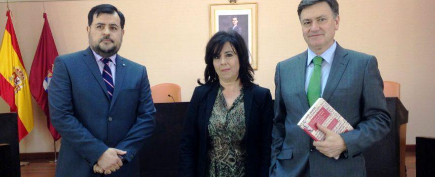 La imprenta en la provincia centra el libro de Fermín de los Reyes y Susana Vilches