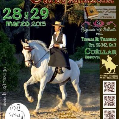 Nuevo curso de Monta a la Amazona los días 28 y 29 de marzo