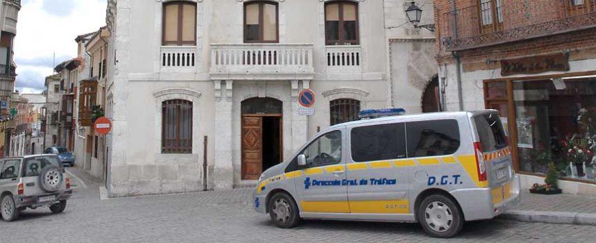 La Policía Local colabora en la campaña de control de las condiciones del vehículo de la DGT