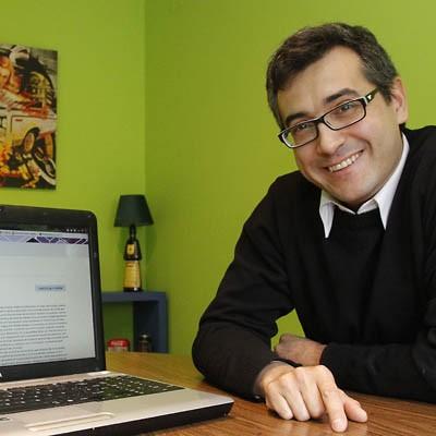 El cuellarano Rubén Arranz integra una de las candidaturas que optan a las primarias regionales de Podemos
