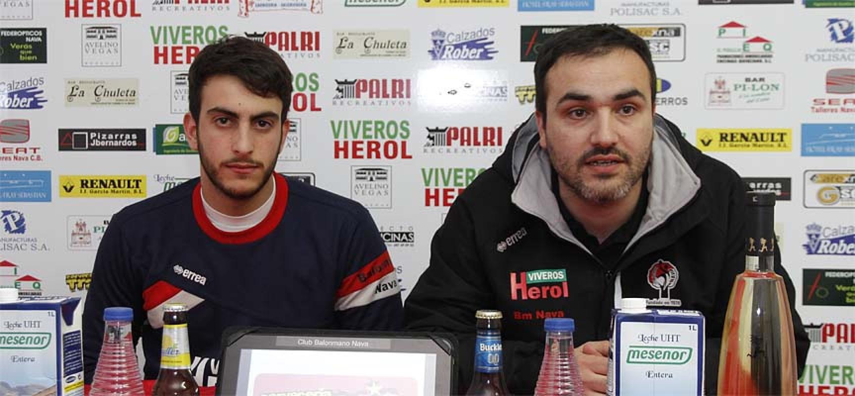 Contundente y clara victoria del balonmano nava escuellar for Vivero alcobendas