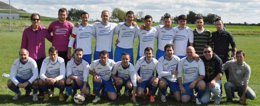 El CF Vallelado se proclama campeón de segunda división provincial a falta de una jornada
