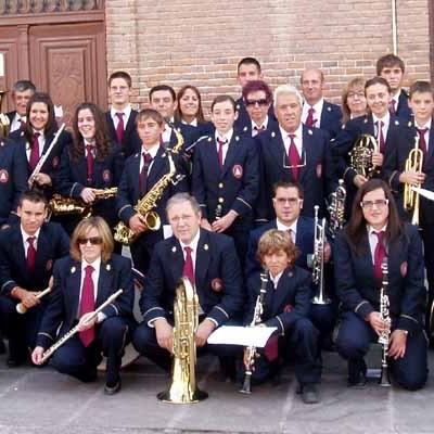 La Banda de Nava de la Asunción actúa el domingo en Los Aperitivos Musicales del Teatro Juan Bravo