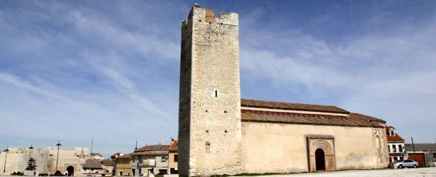 El Ayuntamiento de Cuéllar adjudica a Sanfesa la restauración de la iglesia de San Martín