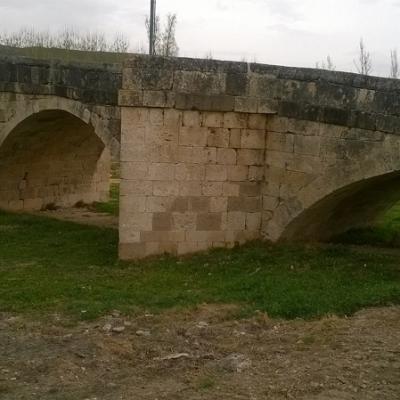 El puente de Fuentidueña sobre el Duratón será acondicionado por Diputación