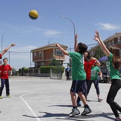 Arranca la Liga Intercolegios de baloncesto