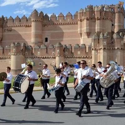 La Banda Municipal de Coca actuará el sábado en los Aperitivos a Banda del Juan Bravo