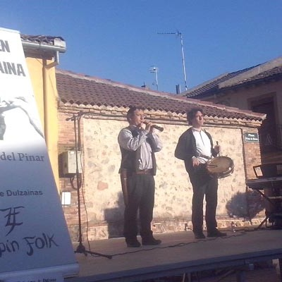 El grupo Zarpin Folk organiza el IV Certamen de Dulzaina en Zarzuela del Pinar