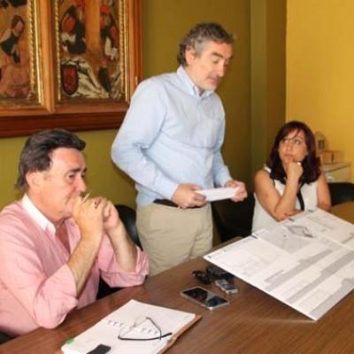 El gimnasio de La Villa podría ser realidad el próximo curso 2015-2016