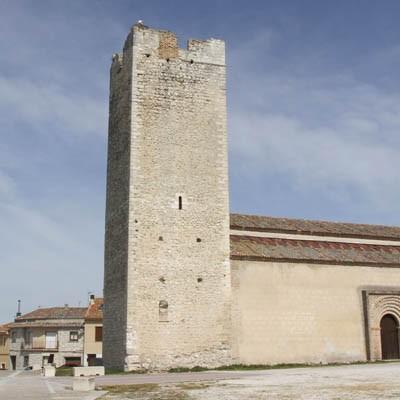 Patrimonio autoriza la excavación arqueológica en la restauración de la iglesia de San Martín de Cuéllar
