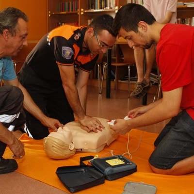 Protección Civil impartirá un curso de primeros auxilios en la Casa Joven