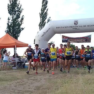 "Juan Antonio Cuadrillero y Marta Vírseda se impusieron en la III ""Run To Terreña"" de Fuenterrebollo"