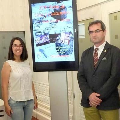 Un centenar de vecinos de Navalmanzano recrearán el sábado antiguos oficios en su Feria de Usos y Costumbres