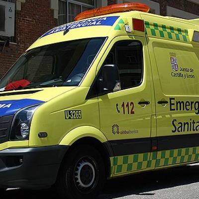 Fallece un hombre de 60 años al caer desde el segundo piso de una casa en construcción en Fuentepelayo