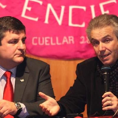 André Viard será el pregonero de las Fiestas de Cuéllar de 2015