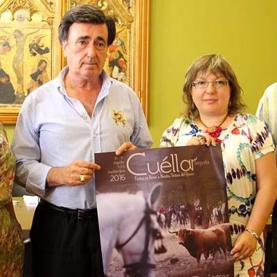 Jiménez Fortes, Javier Herrero y César Jiménez protagonizarán la corrida principal de las fiestas de Cuéllar