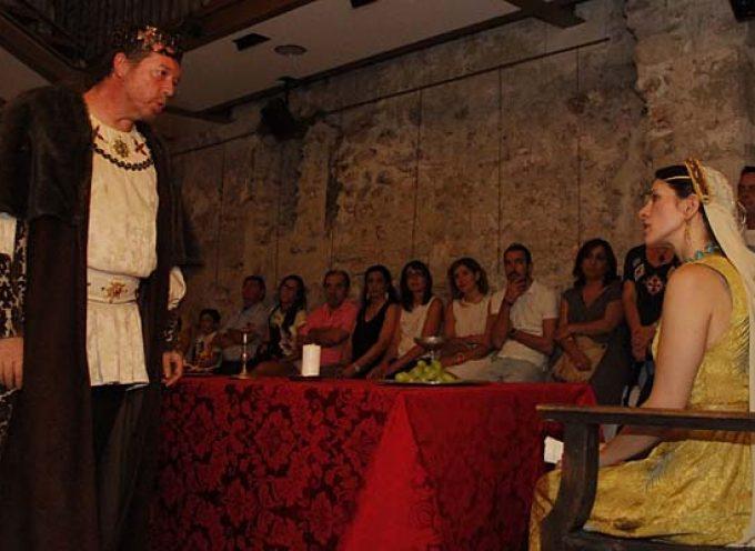 Turismo publica las bases para la selección de tres actores y dos actrices para sus espectáculos teatralizados