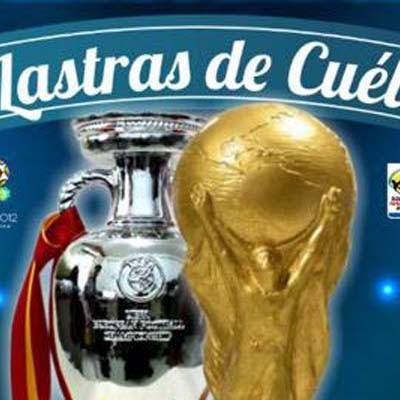 La Copa del Mundo y la Eurocopa estarán el sábado en Lastras de Cuéllar