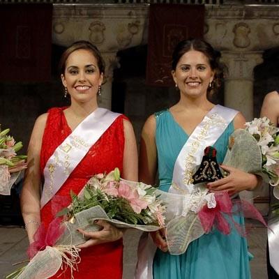 Folclore local, asturiano y manchego arropó la presentación de Lorena Moreno como Corregidora