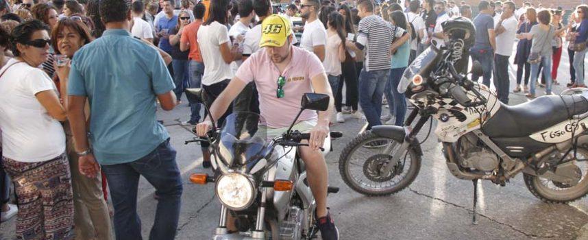 Campaspero celebra la IV Concentración Motera `Los Pedreros´ los días 28 y 29 de julio