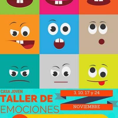 La Casa Joven acogerá en noviembre un Taller de Emociones para niños