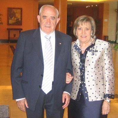 El cuellarano Pedro de Benito Polo cede la presidencia de Cruz Roja de Aranda de Duero tras 20 años en el cargo