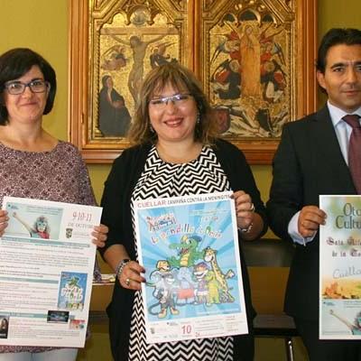 Cultura apoya a la Fundación Irene Megías con unas Jornadas con actividades informativas y lúdicas